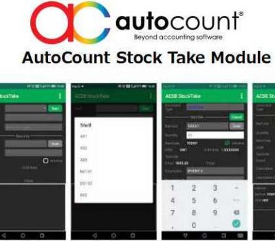 stock take ( autocount )